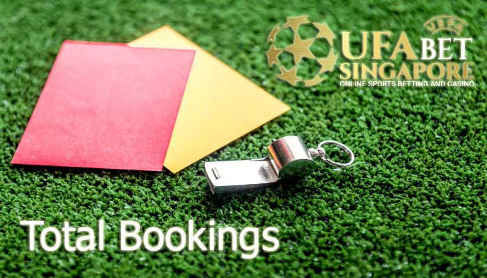 Total Bookings – Bets on Yellow Card , Bets on Red Card – Gameplay And Experience