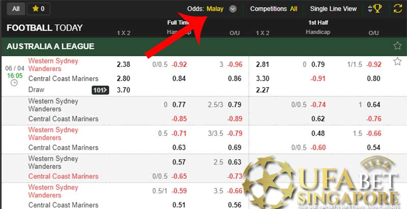 What Is Malay Odds? Malaysia Odds Bet Experience