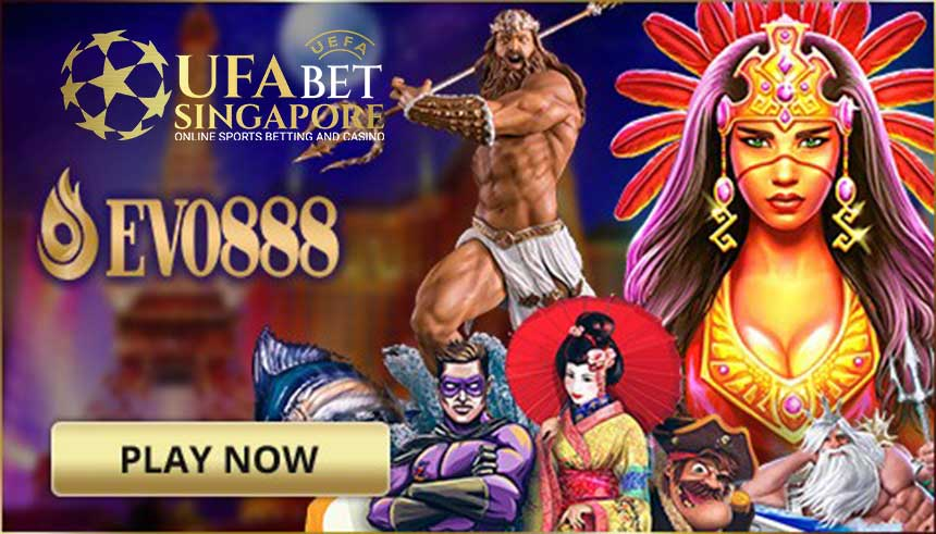 Evo888 – The Most Interesting Online Casino In Singapore