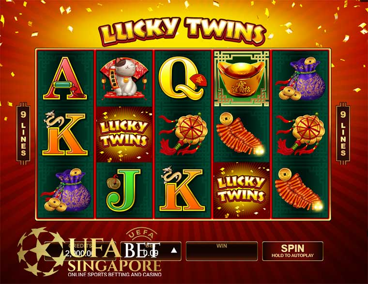 How To Play Lucky Twins At Mega888 Online Casino