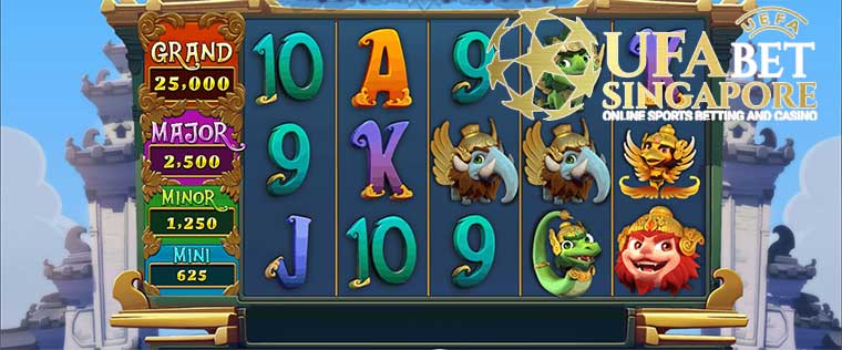 How To Play Mystical Bali Slot At King855 Casino Singapore