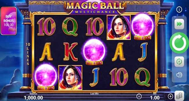 How To Play Magic Ball Slot At Online Casino in Singapore