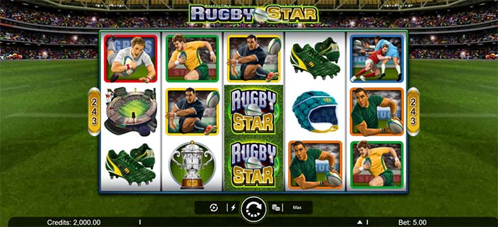 Introduce Rugby Star Slot At Ufabetsg Online Casino